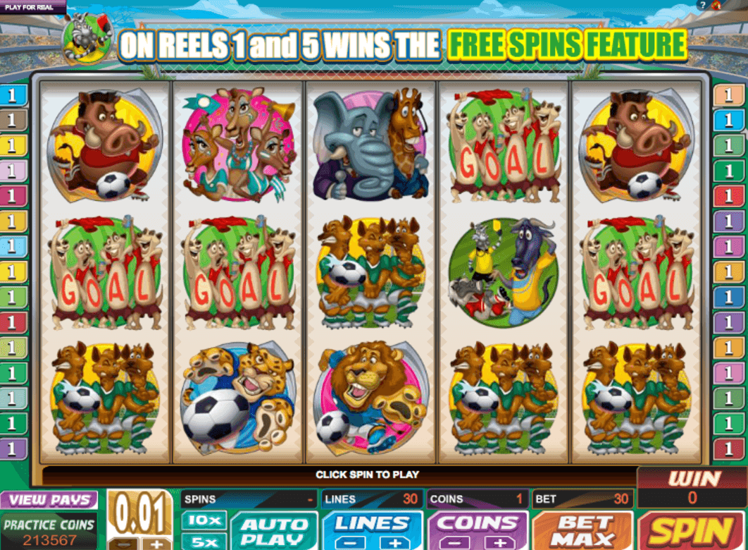 Casino Slots With a Football Theme - Sportsupdating.com